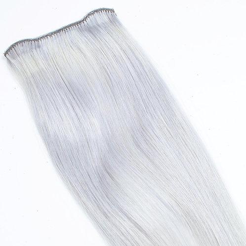 16 inches 2-clip, Silver Ash