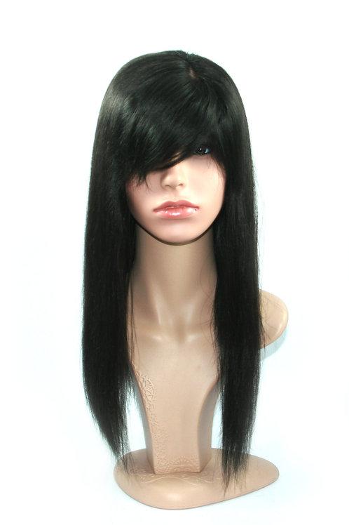 Long Monofilament Human Hair HHFB092