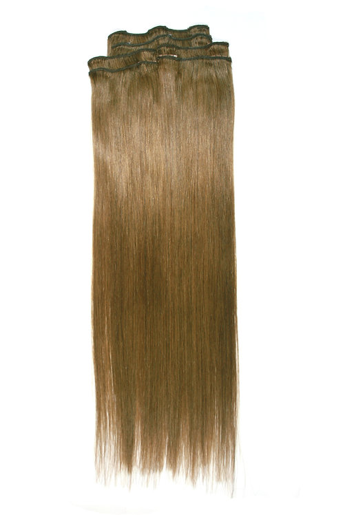 22 Inches 6 LIGHT ASH BROW- Full Head Package