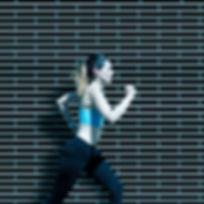 Weiblich Lauf