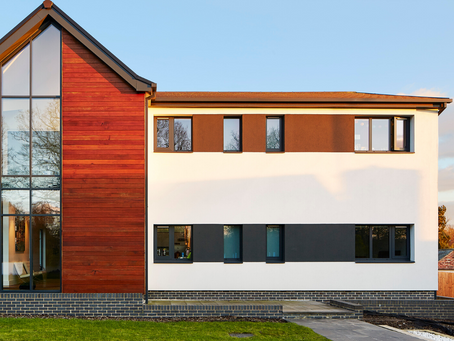 Do you like the tone of the cedar cladding?