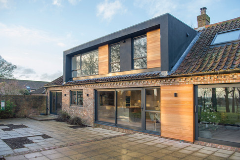 ROOF SPACE TRANSFORMATION
