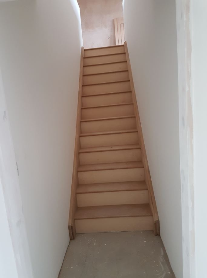 staircase-installed