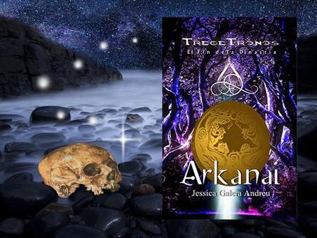 """""""Arkanai"""" El Fin de la Dinastía (Trece Tronos 6) de Jessica Galera Andreu"""