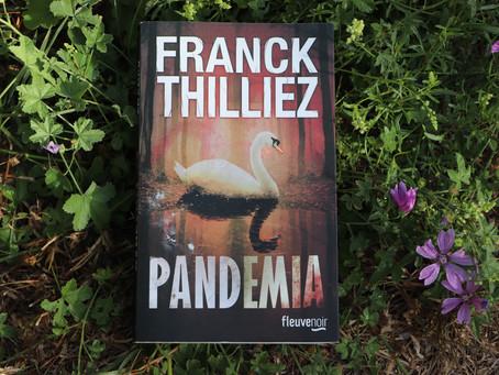 Thriller | Pandemia de F. Thilliez