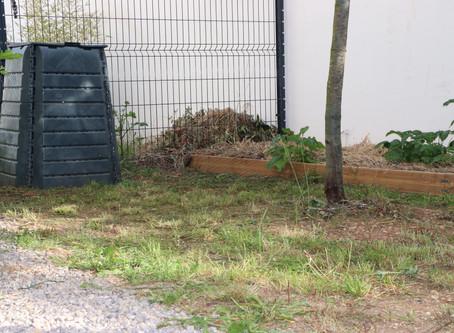 Le potager   Composteur