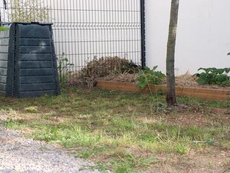 Le potager | Composteur