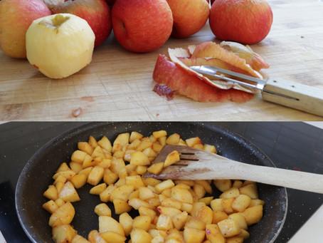 Recette de saison | Le crumble aux pommes