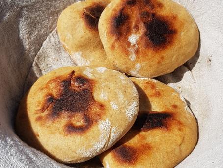 Petit déjeuner | Batbouts marocains ou muffins anglais