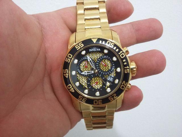 93b41e3a305 Relógio Invicta Pro Diver 19837 Masculino