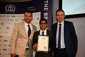Nishall Garala BCAc - British Citizen Award - Community