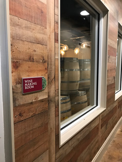 Wine Making Space