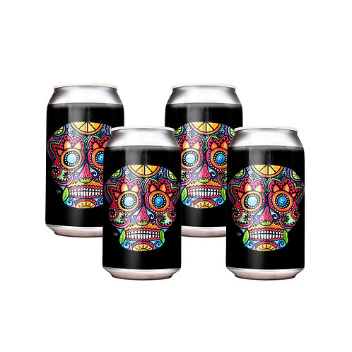 4 cans of Island Grove Wine Company 375ml