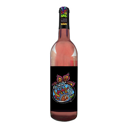 Sunshine State Blueberry Rosé