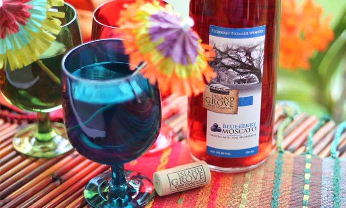 Blueberry Moscato