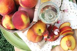 Backporch Peach Wine