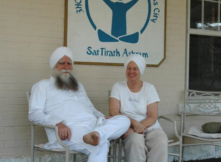 Welcome to the new homepage for Sat Tirath Ashram:           Home of the 3HO foundation of Missouri!