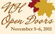 NH Open Doors – a Statewide Shopping and Touring Event This Saturday and Sunday