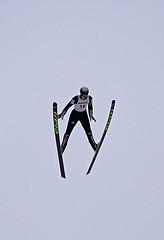 Renown Harris Hill Ski Jump in Nearby Brattleboro, VT