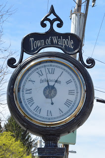 A Spring Walking Tour of Walpole, New Hampshire