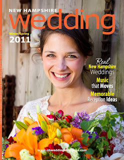New Hampshire Wedding Magazine – A Rustic Wedding