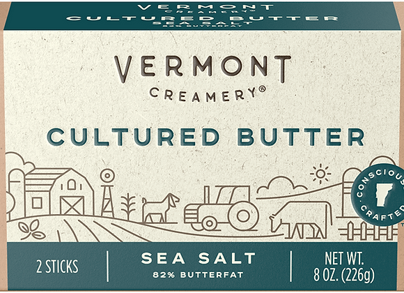 Vermont Creamery Butter