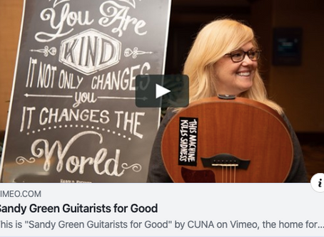 CUNA:  Guitarists for Good