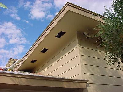 Installing soffit vents