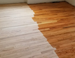 Floor Restoration.