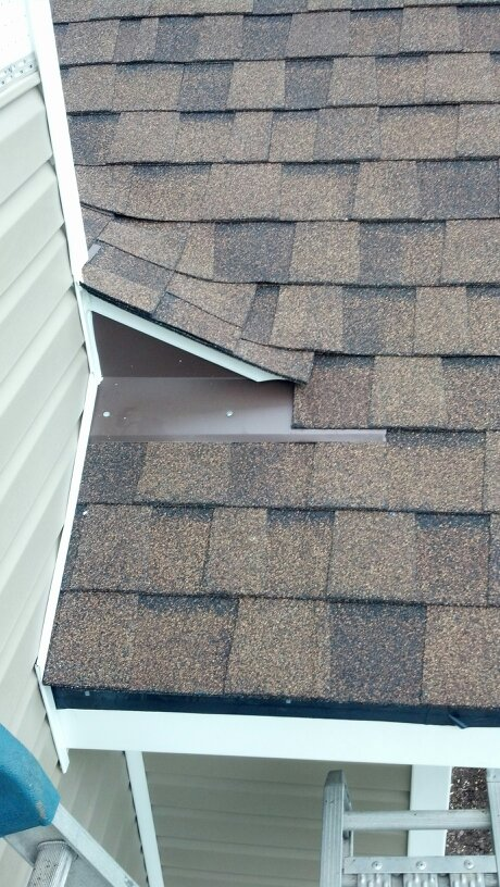 New roof installation. Roof repair.