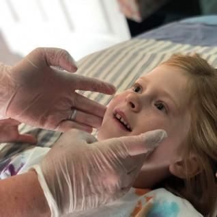 Pediatric Craniosacral Therapy