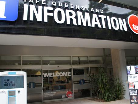 オーストラリアの高等教育機関 TAFE Queensland訪問