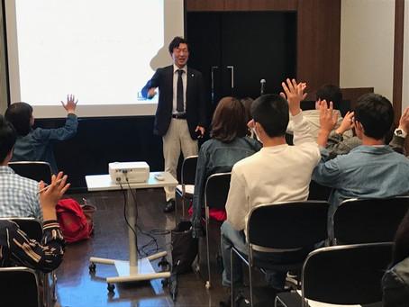 国内最大級のイベント「留学フェア2017春」(東京、名古屋)に登壇