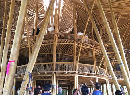 バリ島にある究極のエコ学校「Green School」訪問(留学プレス寄稿記事)