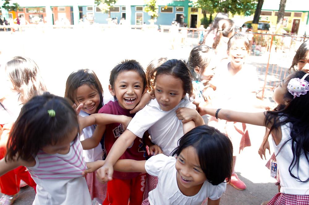 セブ島の小学校