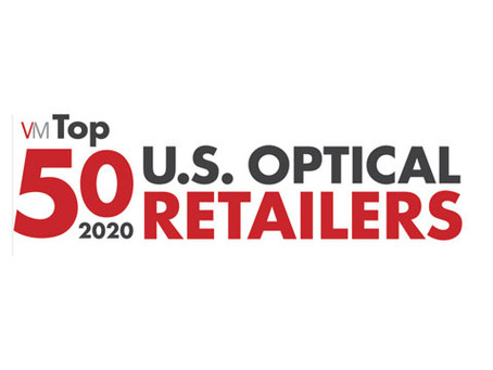 Opti-Port Members Make Up 20% of Top 50 U.S. Optical Retailers 2020