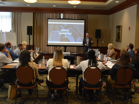 Opti-Port Members Share Best Practices at 2019 Marketing Mastermind Meeting