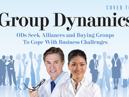 ODs Seek Alliances and Buying Groups To Cope With Business Challenges