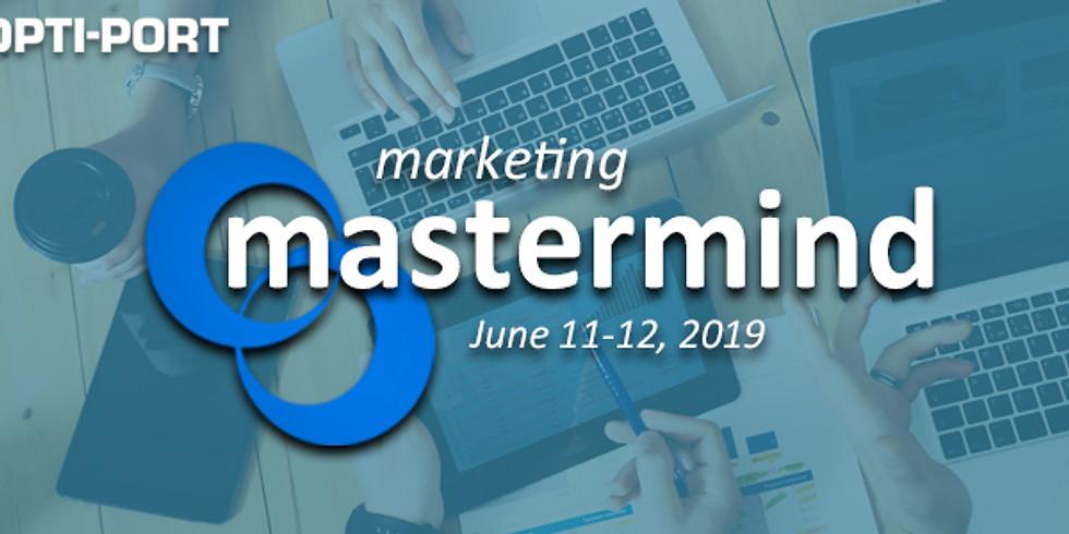 Marketing Mastermind Meeting 2019
