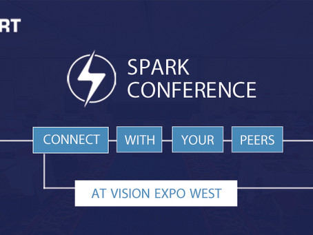 Join us for SPARK at Vision Expo West 2018