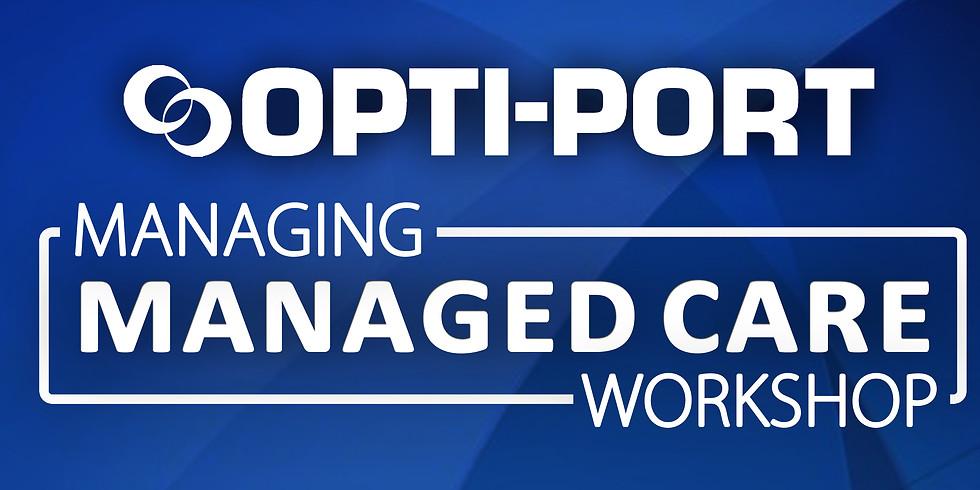 Managed Care Workshop 2021 (Virtual)