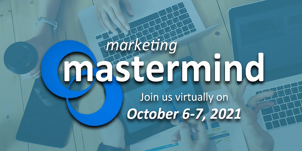 Marketing Mastermind Meeting 2021 (Virtual)