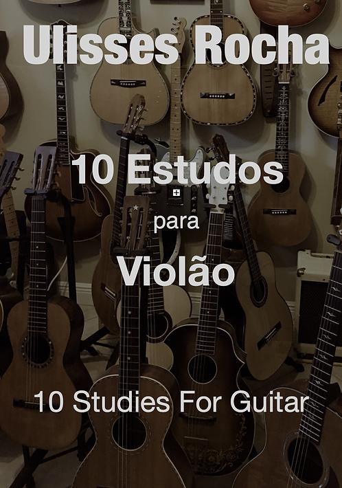 10 Estudos para Violão