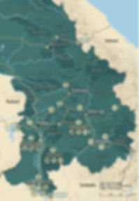 Regional-map_15-Beauties-of-Southern-Lao