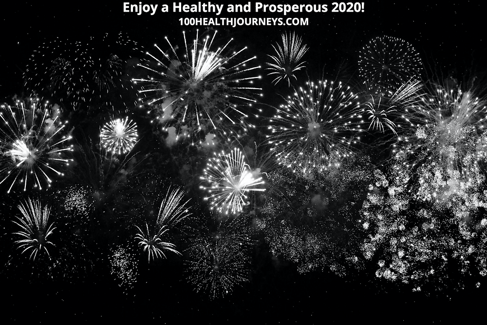 100 Health Journeys wishes you a healthy and prosperous 2020!