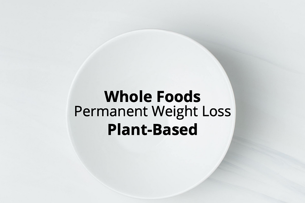 WFPB guarantees permanent weigh loss