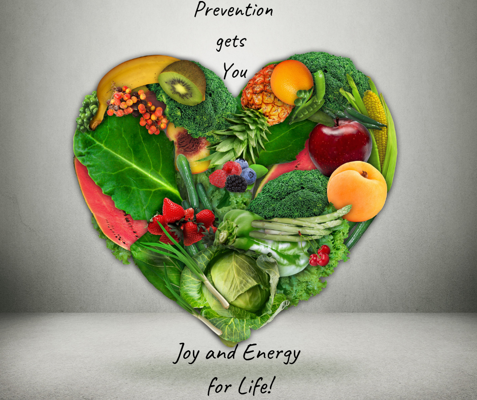 A Health Journey of Vegetables and Fruits.