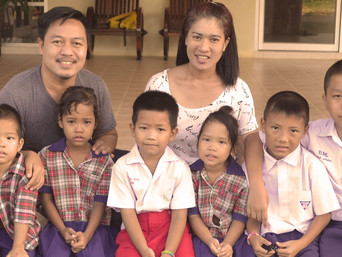 OFFICIAL: THAILAND ORPHANAGE BUILD 2018