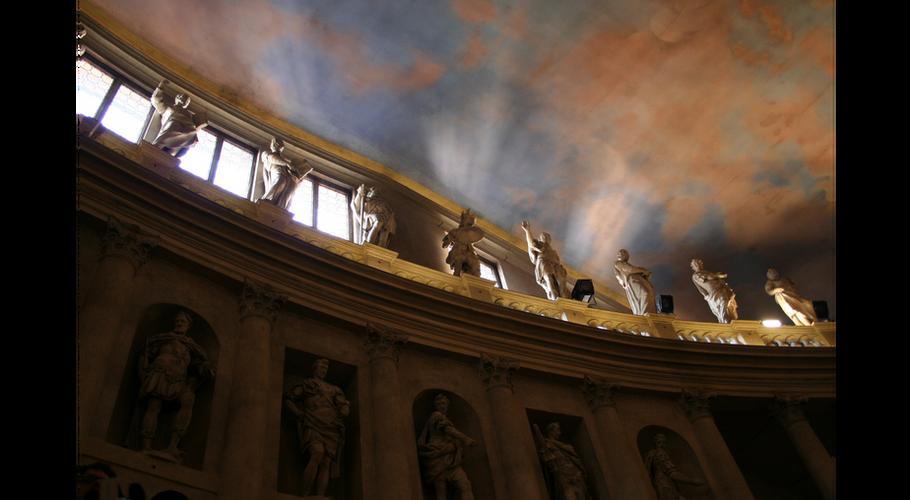 Teatro Olimpico: Vicenza, Italy