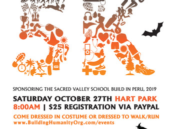 Halloween 5K - October 27th